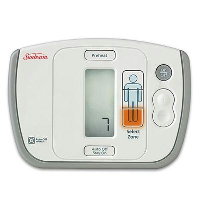 Sunbeam Thera Htd Mttrss Pad