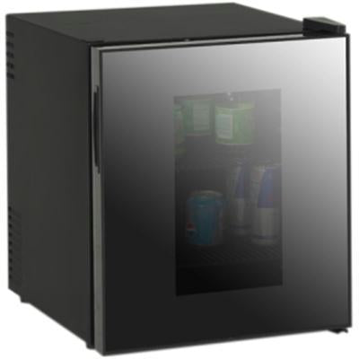 Avanti 1.7cu Mirror Finish Deluxe Beverage Cooler