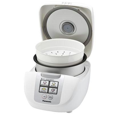Panasonic Fuzzy Logic 10 Cup Rice Cooker