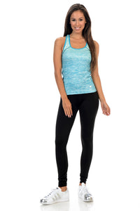 Diamante Power Flex Yoga Pant Legging Sportswear -