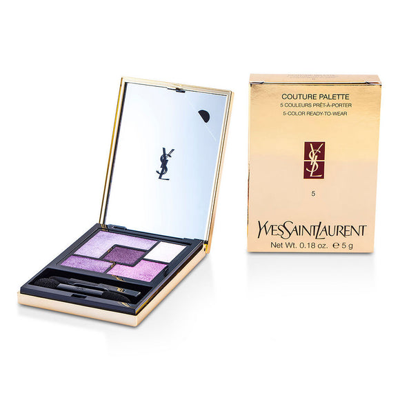 Yves Saint Laurent Couture Palette (5 Color Ready To Wear) #05 Surrealiste --5g-0.18oz By Yves Saint Laurent