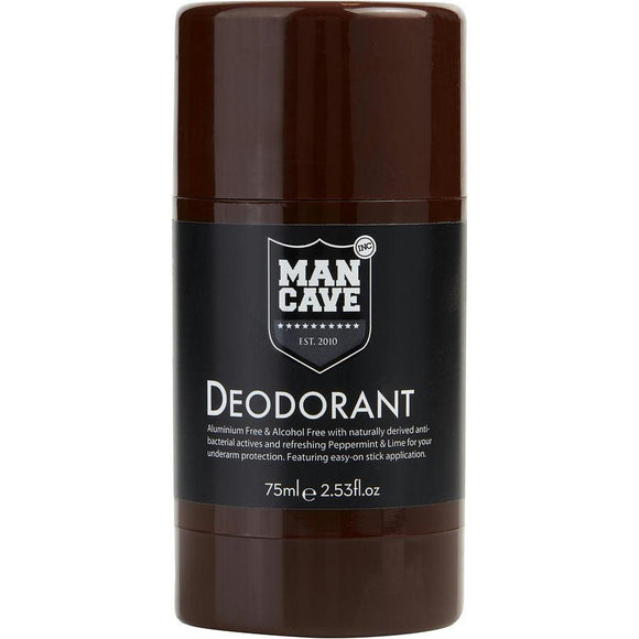 Natural Deodorant Stick Alcohol Free --75ml-2.5oz