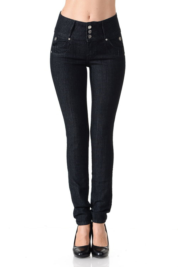 Pasion Women's Jeans - Push Up -  Style G131