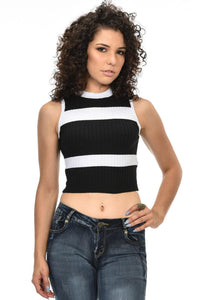 Sweet Look Women's Crop Top