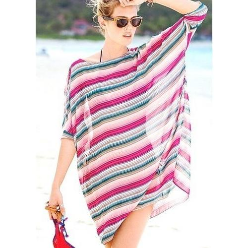 Sheer Chiffon Cover-Up