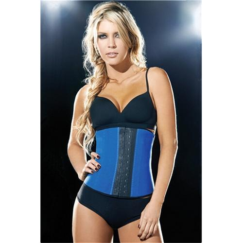 Royal Blue Corset