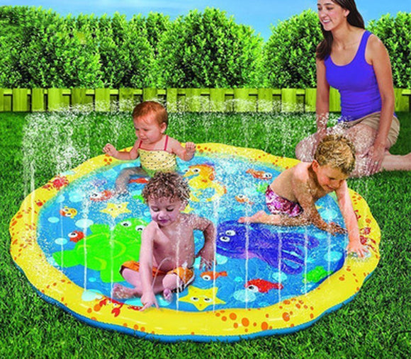 Squirt & Splash Water Mat