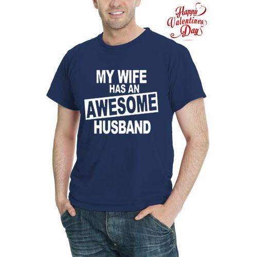 Awesome Husband T-Shirt