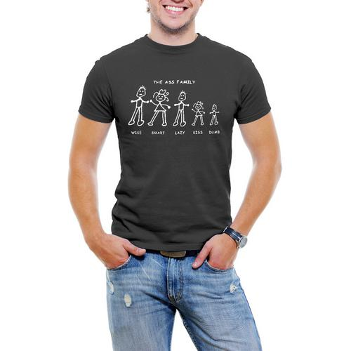The Ass Family Men T-Shirt