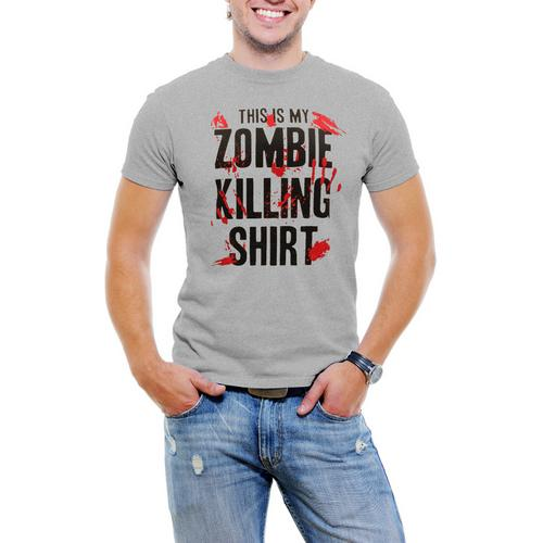 This is My Zombie Killing Men T-Shirt