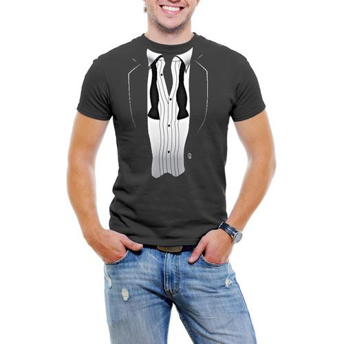 After Party Tuxedo T-Shirt