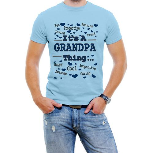 It's A Grandpa Thing Men's T-Shirt