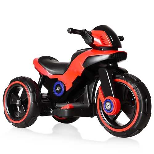 Electric Battery Powered Kids Ride on Motorcycle with MP3