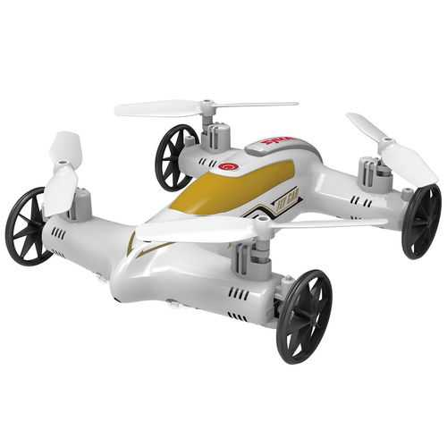 Syma X9S 2.4G 4CH 6-Axis RC Flying Car Remote Control Quadcopter