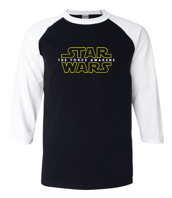 Star Wars 3/4 Sleeve Men's T-shirt