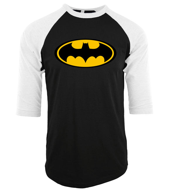 Batman Three-quarter Sleeve Tee
