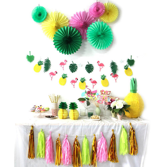 Pack of 31 Summer Party Decoration Kit