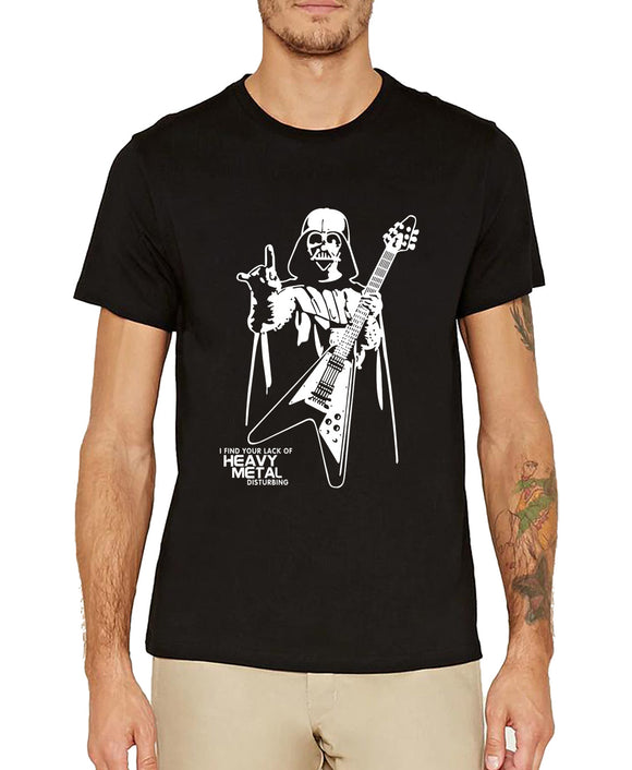 Heavy Metal Darth Vader Tee