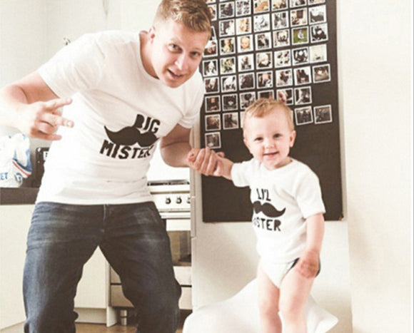 Father & Son T-shirts