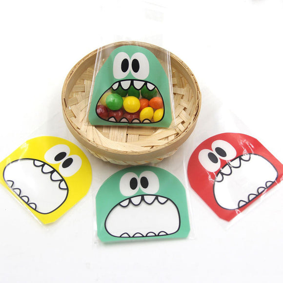 Monster Candy Bags (100 pcs)