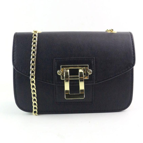 Crossbody Bag - Gold Chain