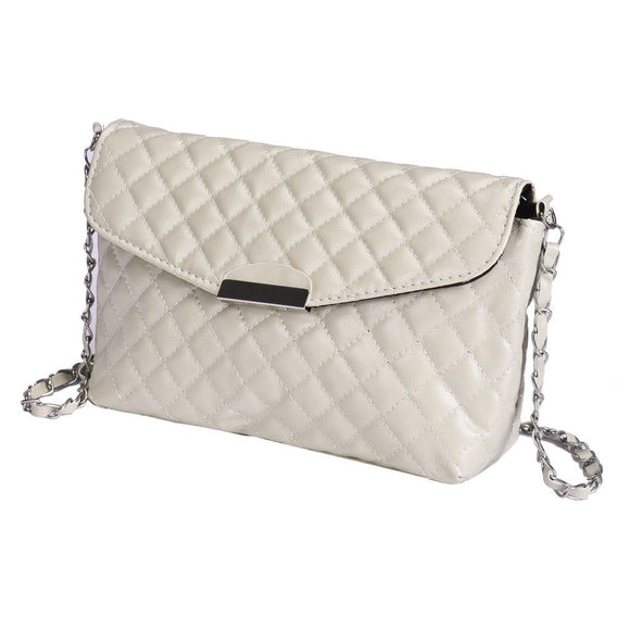 Shoulder Bag Leather Clutch