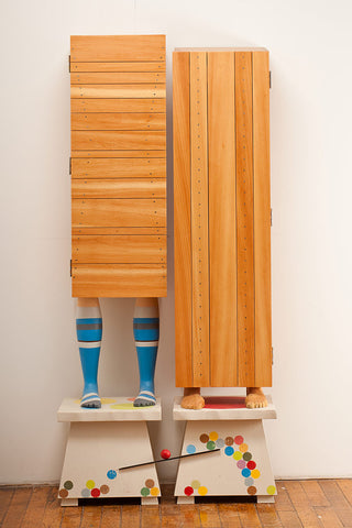 Scot Currier - Socked Cabinet