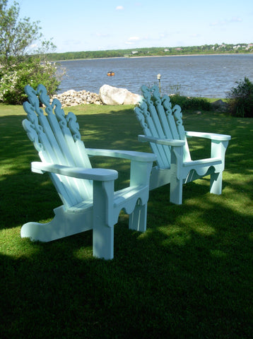 Paul Trenouth's Adirondack Chairs