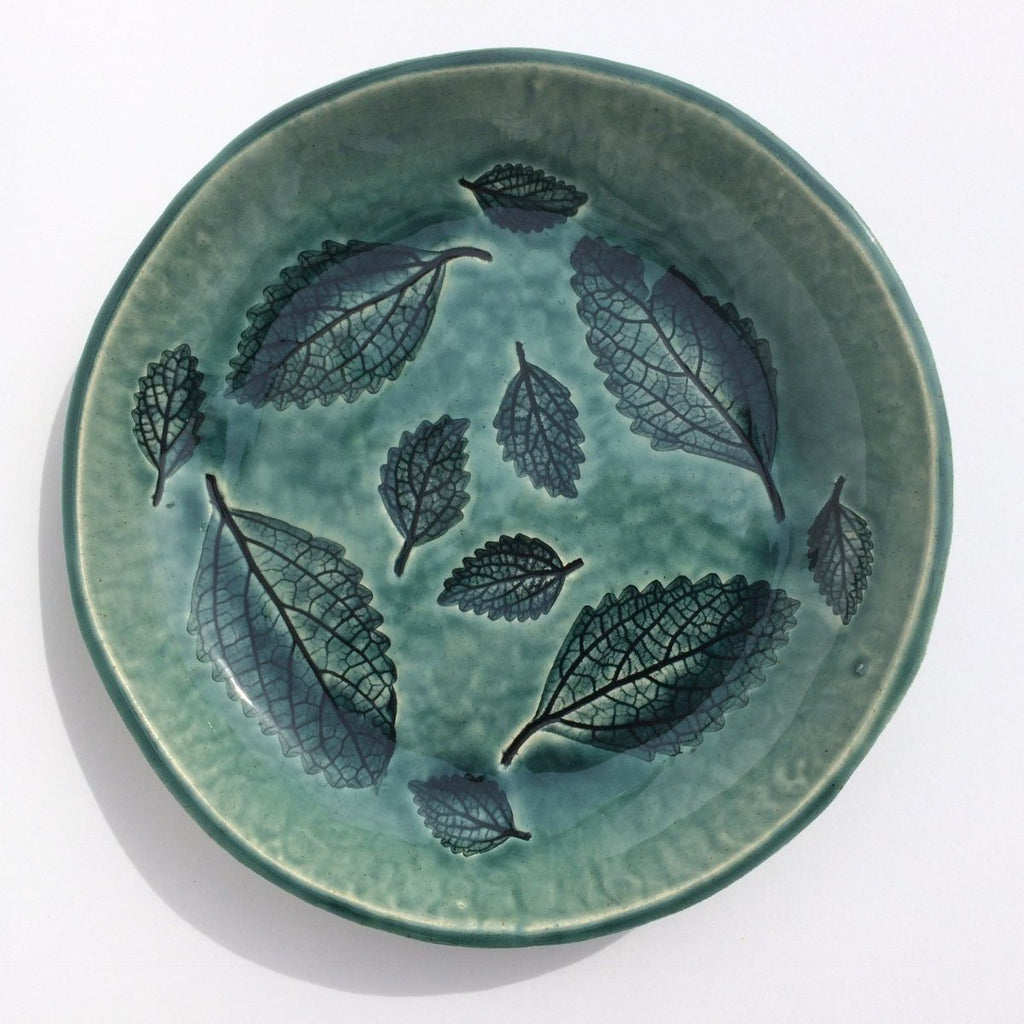 Amy Thurber #1056 Plectranthus Plate