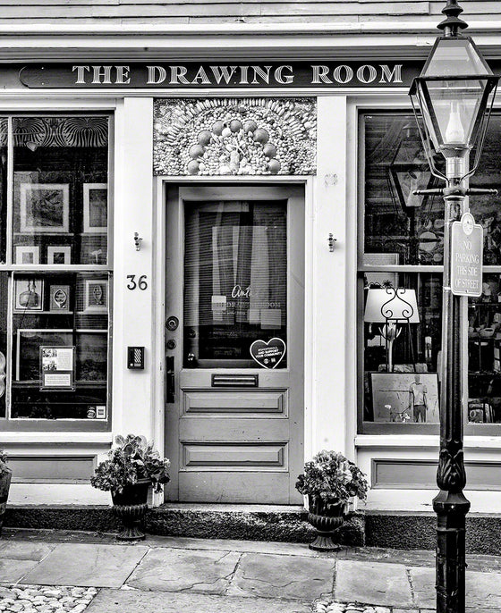 Anthi's Drawing Room #2:  New Bedford Collection