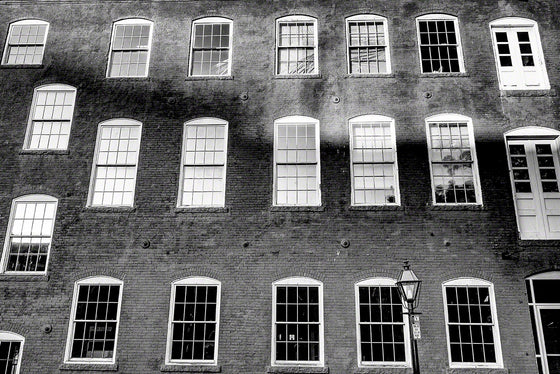 Windows on Bethel:  New Bedford Collection
