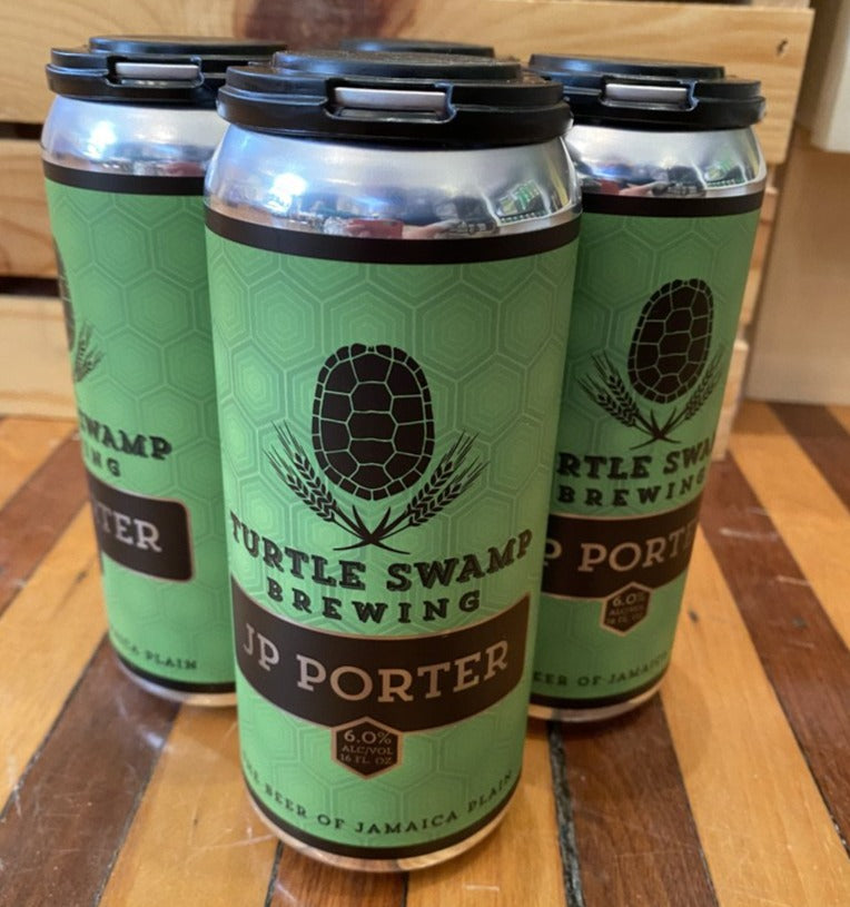 JP Porter by Turtle Swamp Brewing