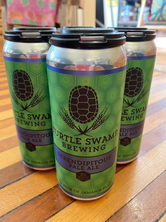 Serendipitous Pale Ale by Turtle Swamp Brewing