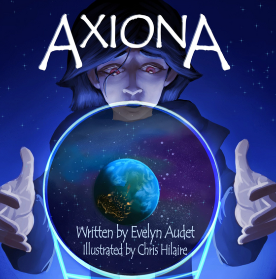 Axiona by Evelyn Audet