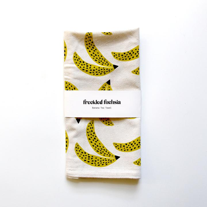 Banana Tea Towel