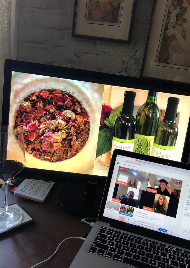 Cork Dork: A Virtual Wine Salon