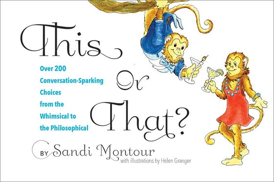 This or That, by Sandi Montour