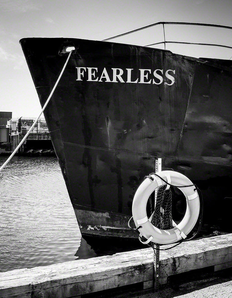 Fearless:  New Bedford Collection