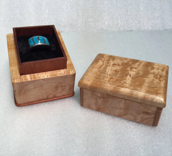 Ring Box by Michael Pietragalla