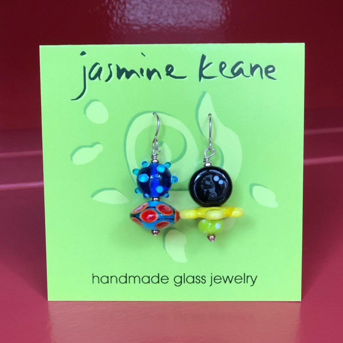 Big Girl II Earrings by Jasmine Keane