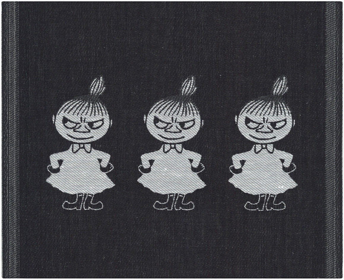 """Little My"" Dish Cloths and Hand Towels by Ekelund Wovens"