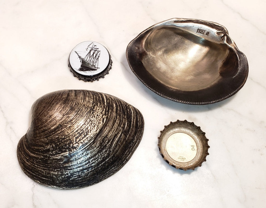 Quahog Shell Bottle Opener
