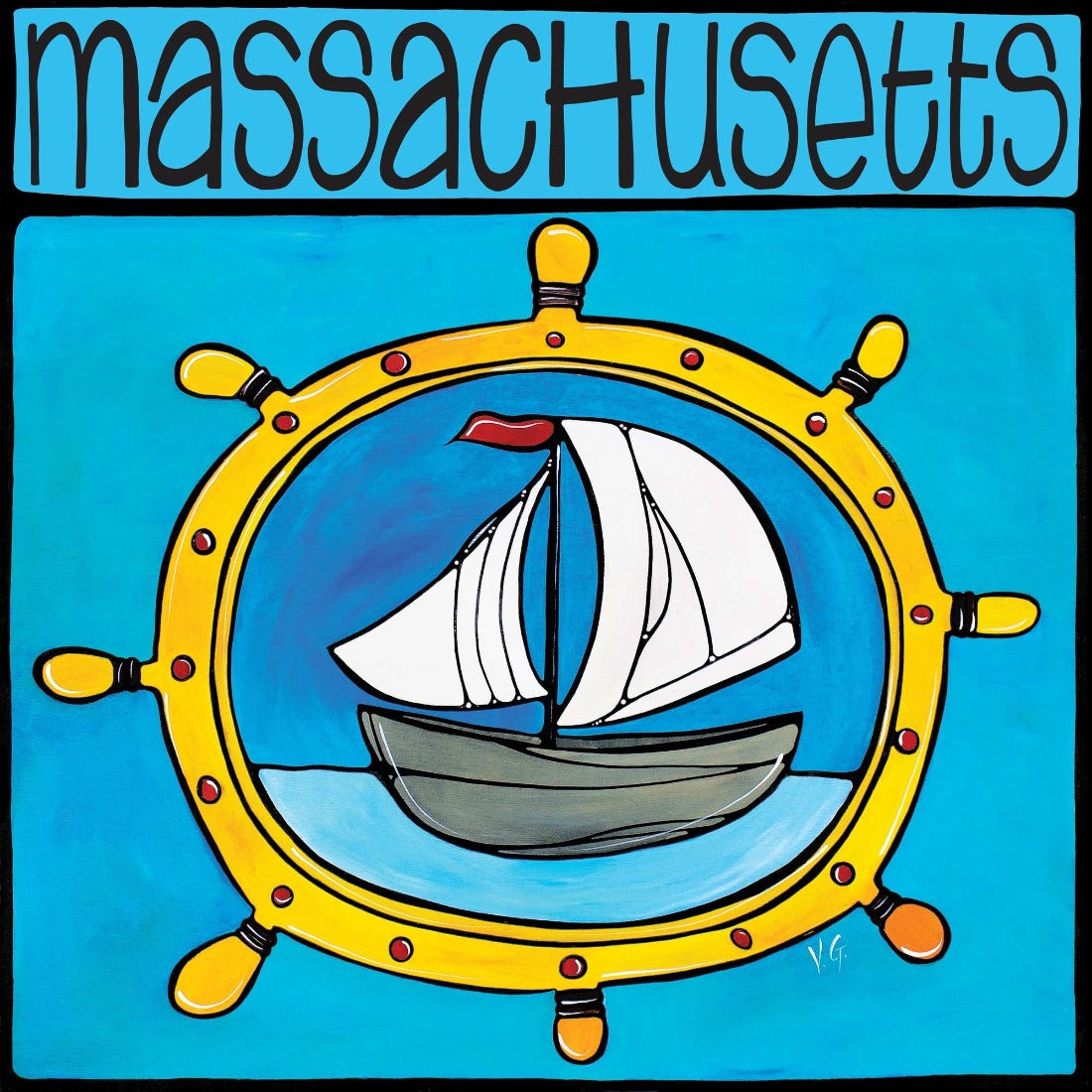 Massachusetts from Atelier Vero