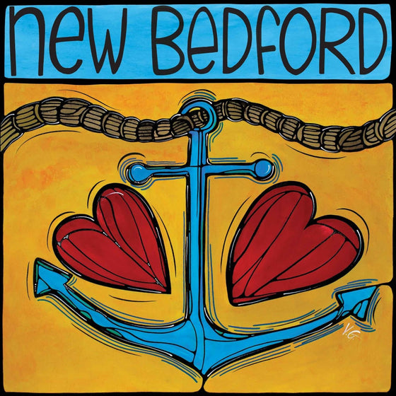 New Bedford from Atelier Vero