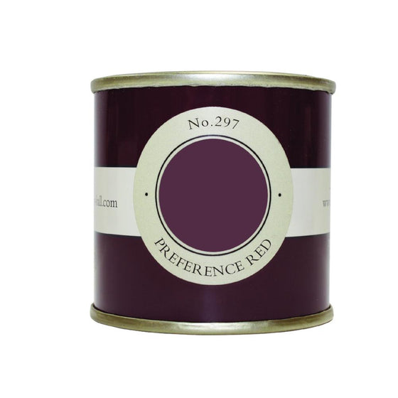 Farrow & Ball Preference Red No. 297