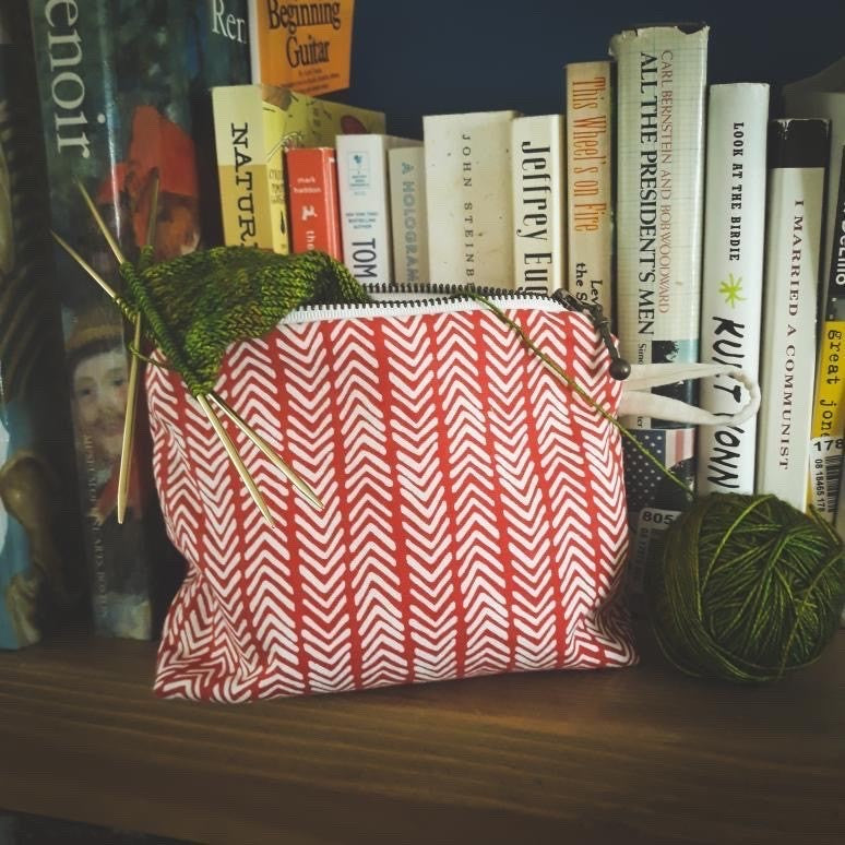 Darling Pouch by Amy Beard of Modern Darling