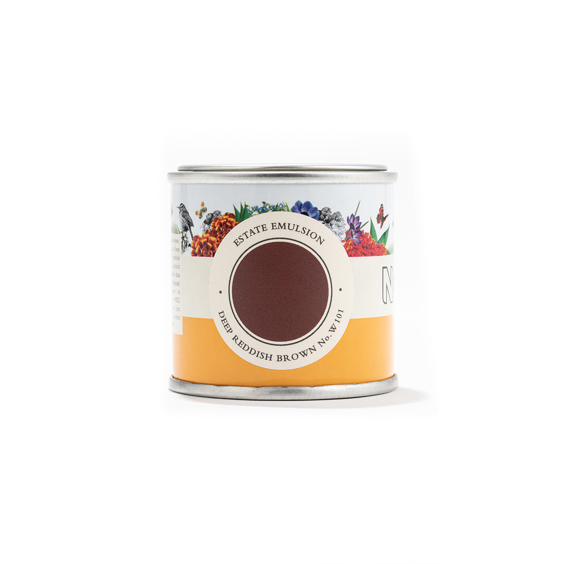 Farrow & Ball Deep Reddish Brown W101