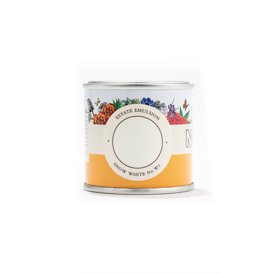 Farrow & Ball Snow White W1