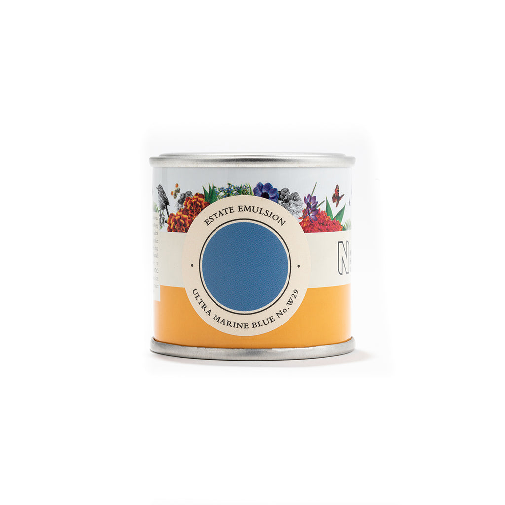 Farrow & Ball Ultramarine Blue W29