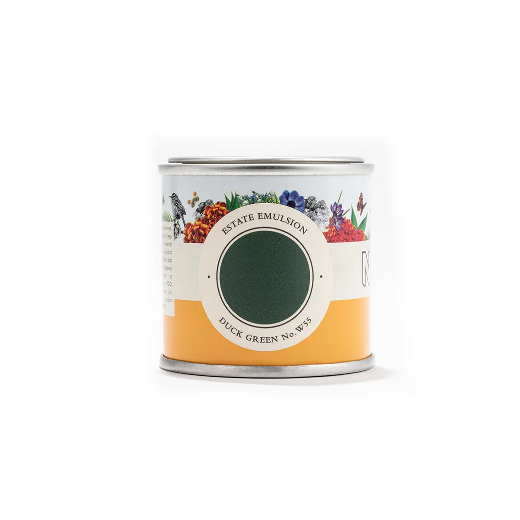 Farrow & Ball Duck Green W55